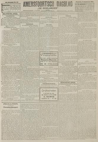 Amersfoortsch Dagblad / De Eemlander 1922-09-04