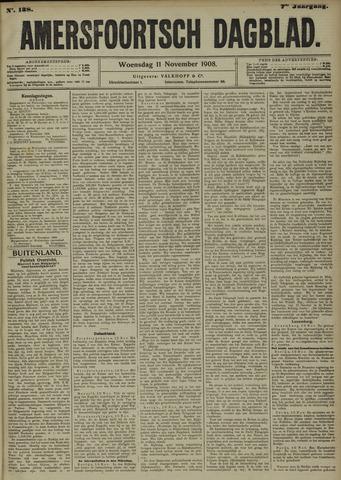 Amersfoortsch Dagblad 1908-11-11