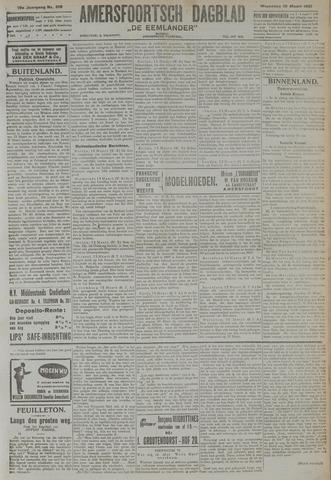 Amersfoortsch Dagblad / De Eemlander 1921-03-16