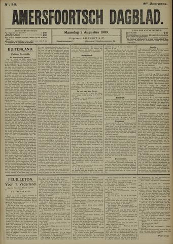 Amersfoortsch Dagblad 1909-08-02