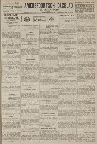 Amersfoortsch Dagblad / De Eemlander 1927-02-10