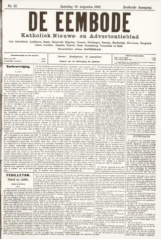 De Eembode 1902-08-30