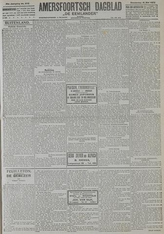 Amersfoortsch Dagblad / De Eemlander 1922-05-18