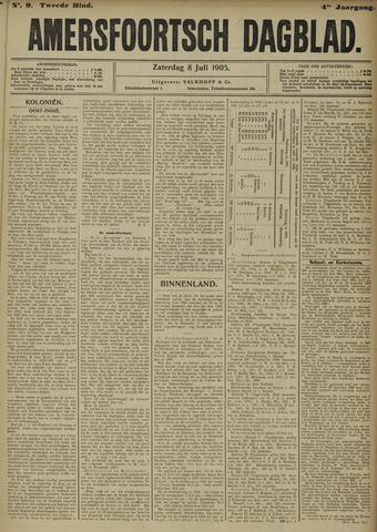 Amersfoortsch Dagblad 1905-07-08