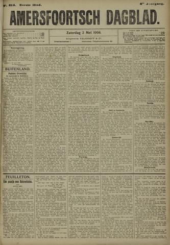 Amersfoortsch Dagblad 1908-05-02