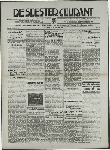 Soester Courant 1941-03-15