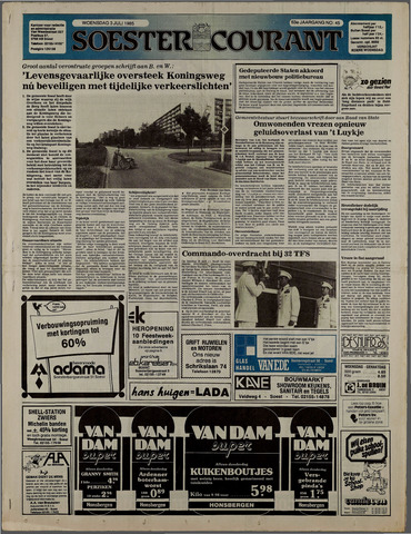 Soester Courant 1985-07-03
