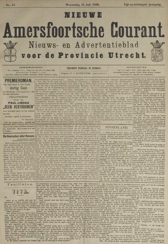 Nieuwe Amersfoortsche Courant 1896-07-15