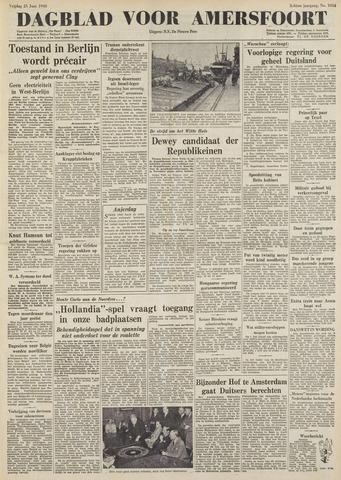Dagblad voor Amersfoort 1948-06-25