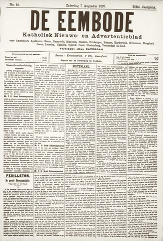 De Eembode 1897-08-07