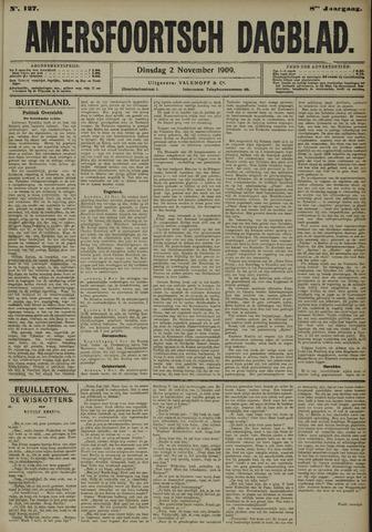 Amersfoortsch Dagblad 1909-11-02