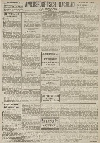 Amersfoortsch Dagblad / De Eemlander 1922-07-20