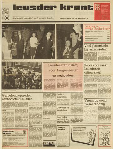 Leusder Krant 1988-01-05