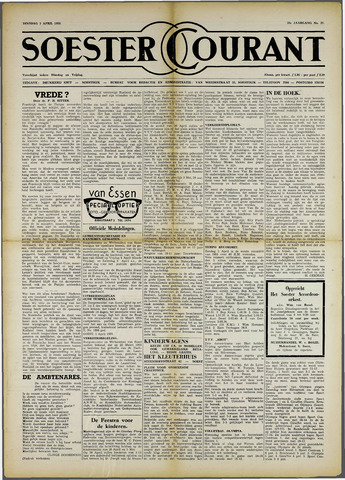 Soester Courant 1955-04-05