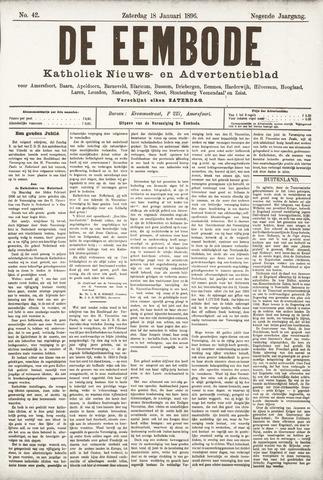 De Eembode 1896-01-18