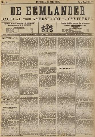 De Eemlander 1908-05-19