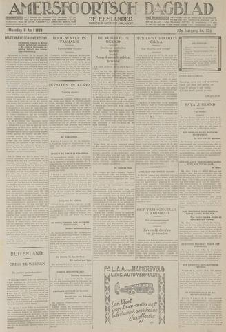 Amersfoortsch Dagblad / De Eemlander 1929-04-08