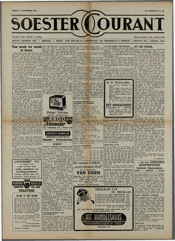 Soester Courant 1955-11-25