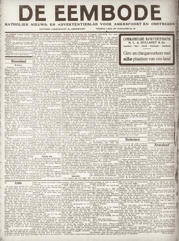 De Eembode 1919-08-01