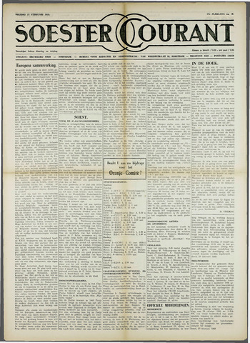 Soester Courant 1959-02-27