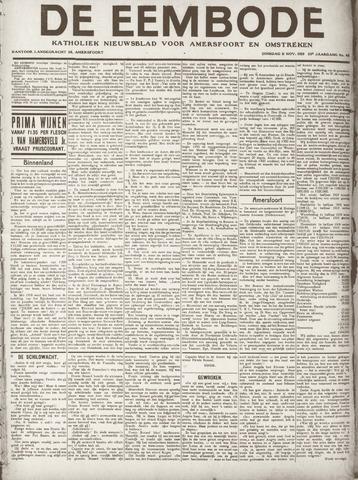 De Eembode 1919-11-11