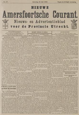 Nieuwe Amersfoortsche Courant 1910-07-16