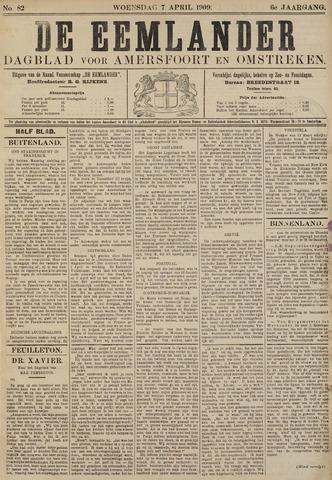 De Eemlander 1909-04-07