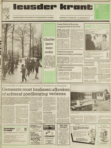Leusder Krant 1987-01-15