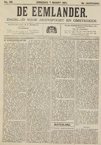 De Eemlander 1911-03-07