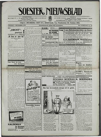 Soester Courant 1939-12-01