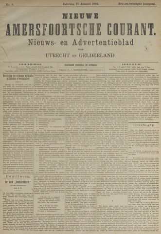 Nieuwe Amersfoortsche Courant 1894-01-27