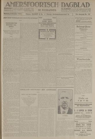 Amersfoortsch Dagblad / De Eemlander 1933-12-06