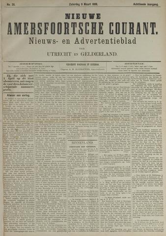 Nieuwe Amersfoortsche Courant 1889-03-09