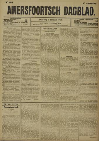 Amersfoortsch Dagblad 1904-01-05