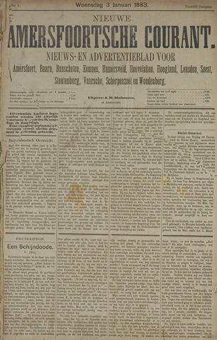 Nieuwe Amersfoortsche Courant 1883-01-03