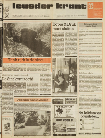 Leusder Krant 1990-11-07