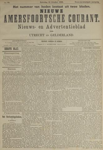 Nieuwe Amersfoortsche Courant 1893-10-21