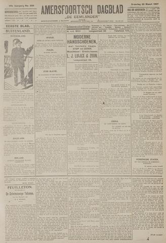 Amersfoortsch Dagblad / De Eemlander 1927-03-22