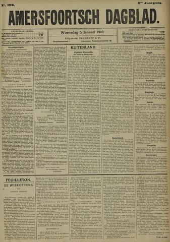 Amersfoortsch Dagblad 1910-01-05