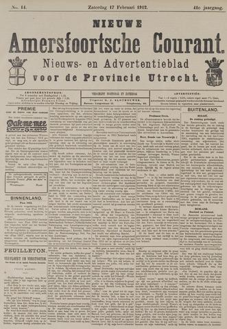 Nieuwe Amersfoortsche Courant 1912-02-17