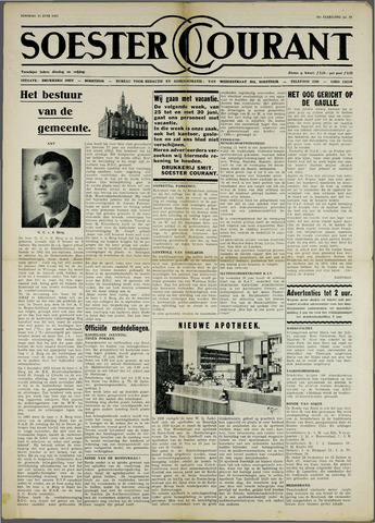 Soester Courant 1962-06-19