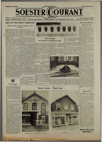 Soester Courant 1970-05-29
