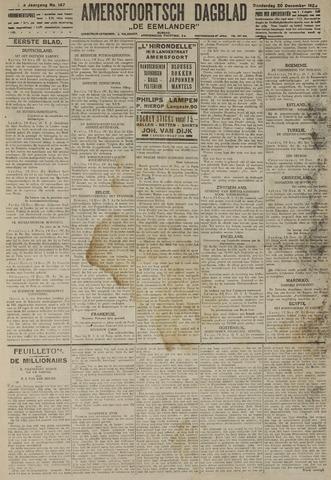 Amersfoortsch Dagblad / De Eemlander 1923-12-20
