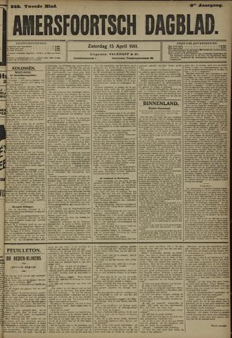 Amersfoortsch Dagblad 1911-04-15