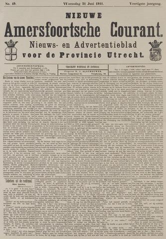 Nieuwe Amersfoortsche Courant 1911-06-21