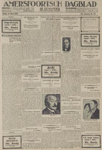 Amersfoortsch Dagblad / De Eemlander 1929-03-15