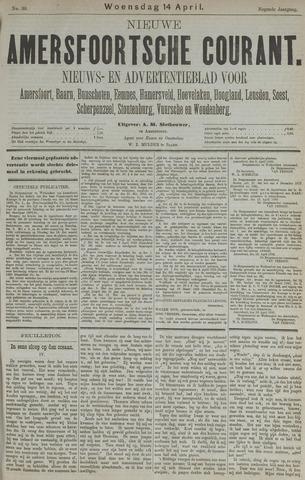 Nieuwe Amersfoortsche Courant 1880-04-14
