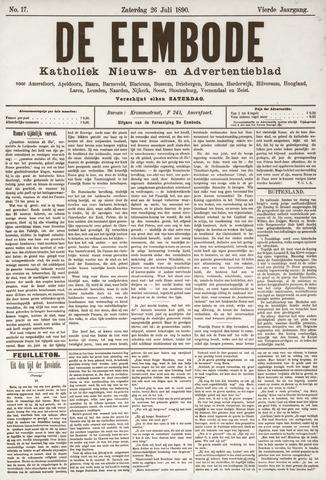 De Eembode 1890-07-26