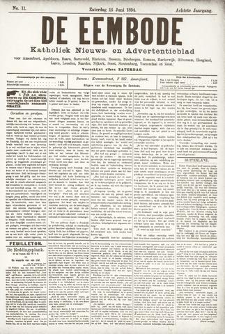 De Eembode 1894-06-16