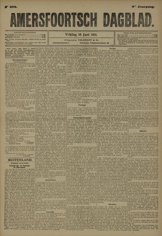 Amersfoortsch Dagblad 1911-06-16